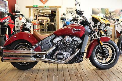 Indian Scout 1200. Good Condition. Low Mileage