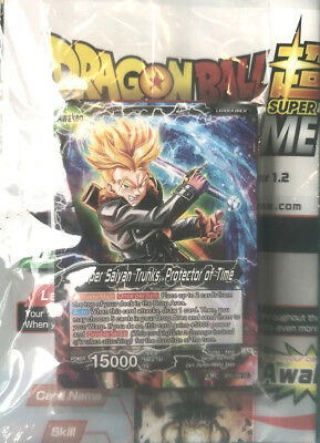 Dragon Ball Super Card Game US BT1-2-3 Deck Demo Cross Worlds Not For Sale