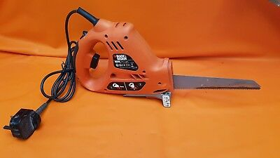 BLACK and DECKER KS890E Scorpion Saw  Powered Electric Hand Saw with Blade D5