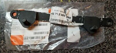 BMW K100 K75 K1100 Engine Protection Bar Rubber Mounting 46712303068 *NEW*
