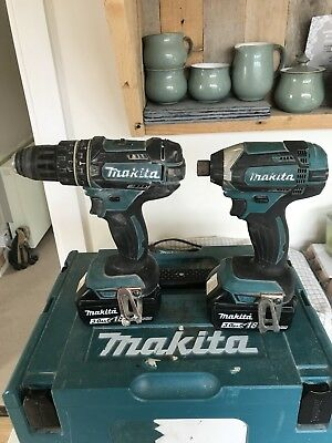 Makita 18V Power Tool Kit - DLX2131J