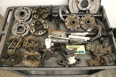 Porsche 356 C SC Disc Brake System/ Kit (MJ1)