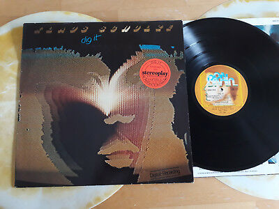 Klaus Schulze - Dig It - Lp - D 1980 - Ois - Orange Brain - Krautrock