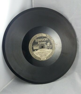 Edison Records 51951 - The Bully Of The Town / The Bright Sherman Valley