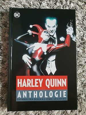 Harley Quinn Anthologie DC Comic Hardcover