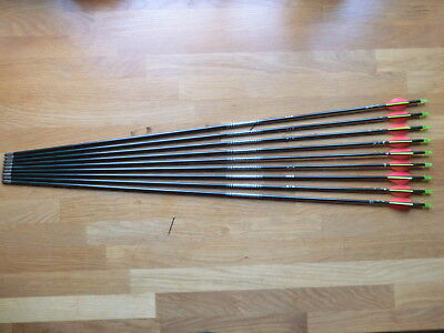 9x Easton ACE Pfeile 850