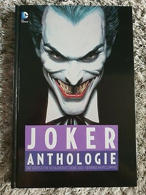 Joker Anthologie DC Comic Hardcover