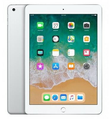 Apple iPad 2018 MR7G2TY/A  Wi-Fi 32GB /SILVER- PLATA BLANCO