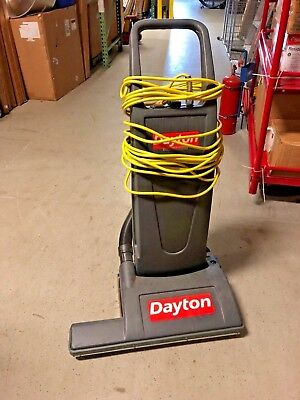 "26"" Wide Area Commercial Vacuum 101 cfm 11 Amps 110V 1300 rpm 50 ft. Cord"