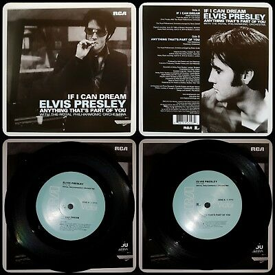 Elvis Presley,If I Can Dream,88875143297A,Record Store Day
