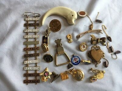 Vintage  Pins Religious Lutheran LDS,Mormon Others
