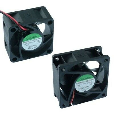 5V or 12V DC Brushless Axial Cooling Fan