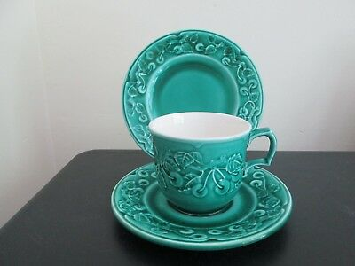 Vintage Kilrush Celtic Ceramics Ireland Cup Saucer & Plate Trio 6 Available
