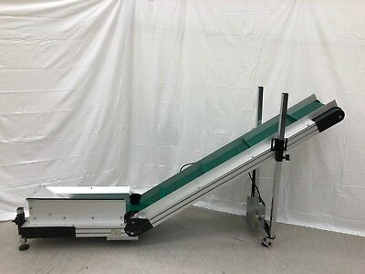 Advanced Poly Packaging UF-2000 Incline Conveyor