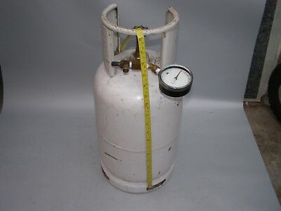 Reclaim Recovery Cylinder Bottle Tank For Refrigerant Gas