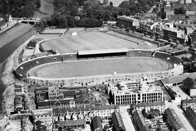 Photo Taken From A 1934 Image Of Cardiff Arms Park