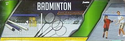 - NEW - Franklin Sports Badminton Set Recreational