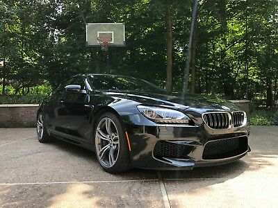 2014 BMW M6 Competition 2014 BMW M6 Gran Coupe Competition 35k Miles Fully Loaded CPO
