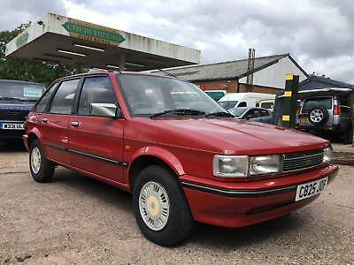 1986 Austin Maestro 1.6 Mayfair 23,000 miles 1 owner