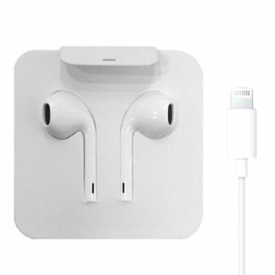 Authentic Apple EarPods Earphones for iPhone 6 6+ SE 5S 5 With Remote + Mic
