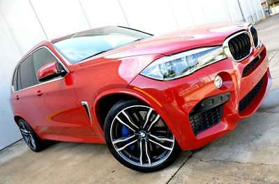 2017 BMW Other X5 M Executive Bang Olufsen Night Vision Rear DVDs 2017 BMW X5 M Executive Bang Olufsen Night Vision Rear DVDs Automatic 4-Door SUV