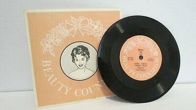 Vtg 1960's Beauty Counselor - Record Of Beauty - Narrated by  Pat Russell Vinyl