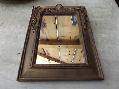 Vintage Mirror rectangle  swags and tails and bows
