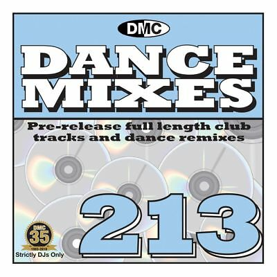 Dmc L@@k At What's New,  August Dance Mixes #213, 16 Tracks.
