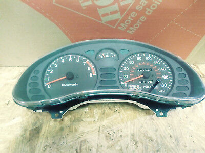 Mitsubishi 3000GT / stealth Gauge cluster twin turbo  157k
