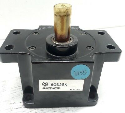 Oriental Motor 5Gs25K New Without Box!!
