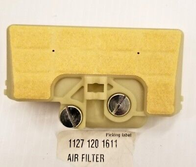 Stihl OEM Air Filter #11271201611 for 029 039, New