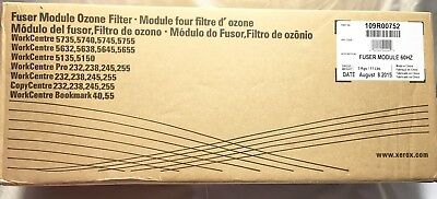 New Genuine Xerox 109R00752 Factory Sealed Fuser Module 60Hz In Box