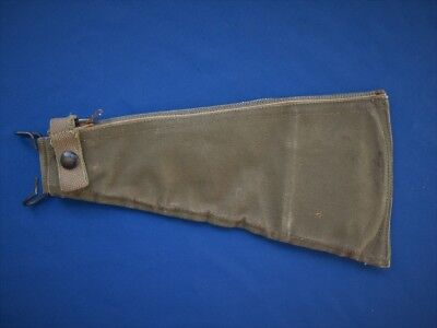 Vintage Machete Sheath Cover marked LC-14-B  As-Is NO MACHETE Victor Tool Co