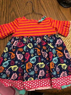 Nursery Rhyme 24 Month Fall Dress/ Outfit