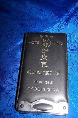 Hwato Brand Acupuncture Set