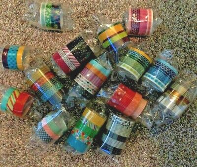 Washi Tape Assortments - You Pick