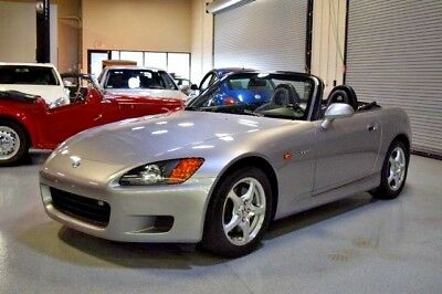 2000 Honda S2000  2000 Honda S2000 Convertible ONE OWNER 19k miles 6 Speed PRISTINE