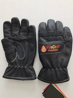 Fire Fighting Gloves NFPA 1971: 2013 Certified, CADET SIZE:  S,M,L,XL,XXL