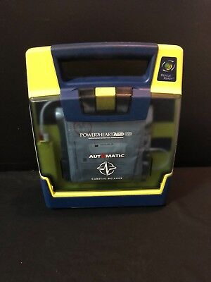 Cardiac Science Powerheart G3 AED w/ NEW Battery, NEW Adult Pad 6 Month Warranty