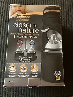 tommee tippee 2X insulated bottle pods