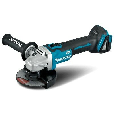 "Makita DGA504Z 18V Li-ion Cordless 125mm (5"") Brushless Angle Grinder"