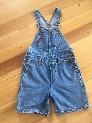 Vintage Denim Union Bay Overalls Womens Size S-M