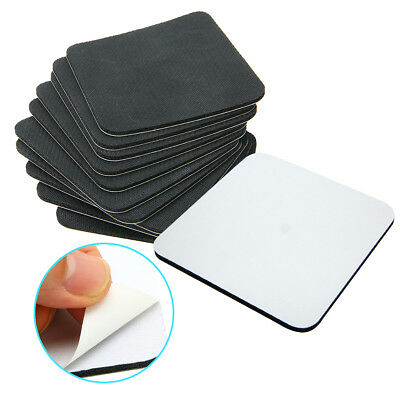 Sublimation Blank 10 x Hardboard Coaster Set With Coasters Holder - 95*95mm