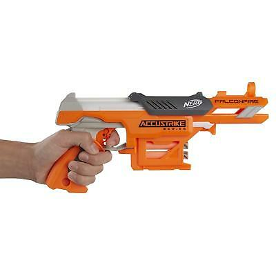 NEW Nerf Gun AccuStrike N-Strike Blaster Gun FalconFire
