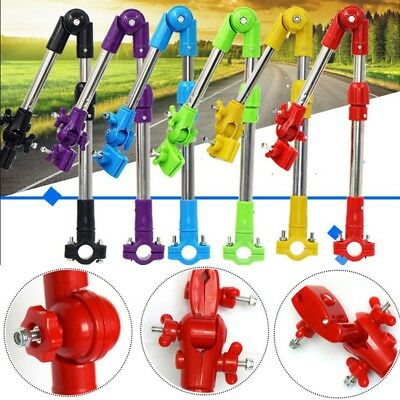 Bike Bicycle Wheelchair Stroller Chair Umbrella Connector Holder Mount Stand New