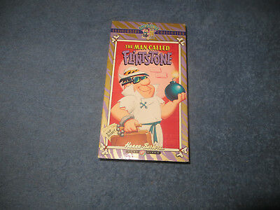 The Man Called Flintstone pre-owned VHS tape 1991