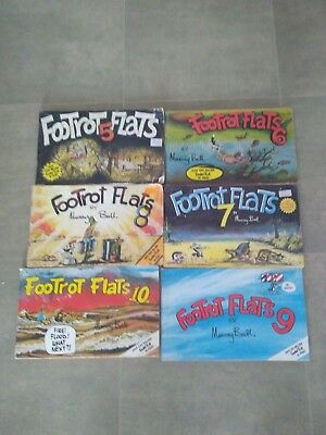 Footrot Flats 5-10 good condition selling cheap