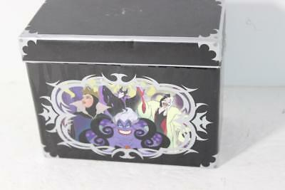 RARE Disney Villains Notecards with Seals 20 Cards 2 seal sheets-NEW UNUSED NICE