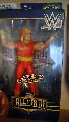 WWE Elite HoF Hulk Hogan