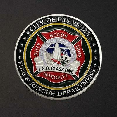 St. Florian Rescue Department Silver Collection Commemorative Coin Memorial